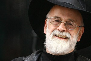 In Fitting Postscript, Terry Pratchett Had His Unfinished Works Steamrolled