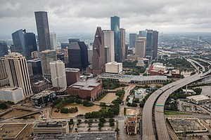 In Houston, Most Hospitals 'Up And Fully Functional'