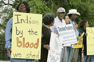 Judge Rules That Cherokee Freedmen Have Right To Tribal Citizenship