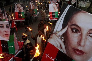 5 Cleared, 2 Convicted In Bhutto Murder Case, But 1 Major...