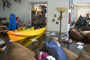Insurers Gear Up For Deluge Of Claims, Hope To Avoid Sandy Repeat