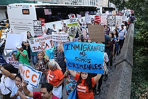 White House Weighs DACA's Fate, Leaving Advocates And Imm...