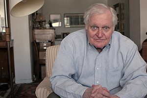 John Ashbery, Celebrated And Experimental Poet Of The 20t...