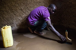 Whatever Happened To ... The Mission To Get Rid Of Rwanda's Dirt Floors?