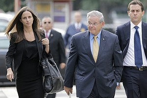Prosecutor Says Sen. Bob Menendez Did Favors For Friend To Protect Lavish Lif...