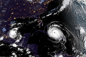 What Goes Into Hurricane Forecasting? Satellites, Superco...