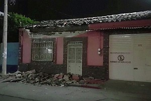 Powerful Earthquake Off Southern Mexico Kills At Least 15 People