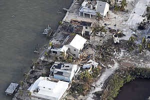 After Heavy Damage, Florida Keys Residents Anxiously Wait To Return Home