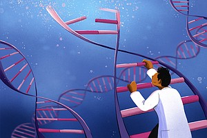 Tackle Negative Thinking Head-On To Boost Diversity In Biomedicine