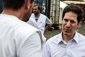 Tom Frieden's New Venture Combines 2 Disparate Health Threats