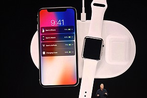 Apple Unveils Three New iPhones, But The Watch Sends Shares Up