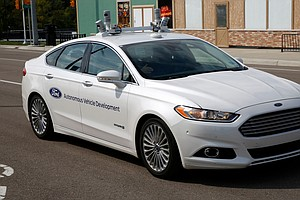 Department Of Transportation Rolls Out New Guidelines For Self-Driving Cars