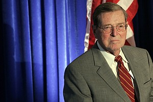 Pete Domenici, Former Senator And Balanced-Budget Advocate, Dies