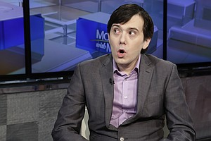 Martin Shkreli Heads To Jail For Offering To Pay For Hillary Clinton's Hair