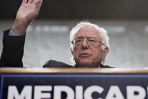 Here's What's In Bernie Sanders' 'Medicare For All' Bill