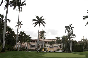 Watchdogs Try To Get Mar-A-Lago Answers, Mostly Turn Up M...