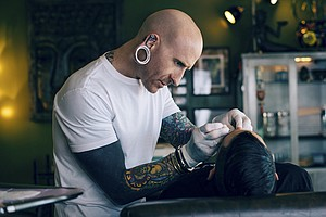 Teen Wants A Tattoo? Pediatricians Say Here's How To Do I...