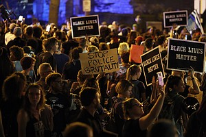 Protests In St. Louis After Ex-Cop Acquitted In Anthony L...