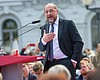 Once A Contender, Angela Merkel's Main Rival Stumbles As Election A...