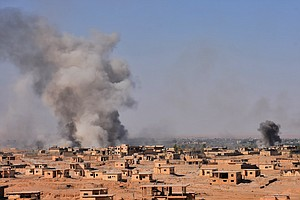 Why The Race To Oust ISIS From Deir Ez-Zor In Syria May P...
