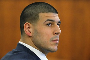 Aaron Hernandez's Brain Reveals Signs Of CTE, Says Lawyer