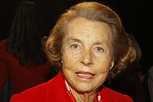 'World's Wealthiest Woman,' Liliane Bettencourt, Dies At 94