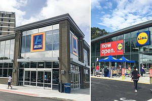 Discount Grocers Aldi And Lidl Give U.S. Stores A Run For...