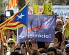 In Catalonia, Thousands Protest Spanish Attempts To Stop Referendum...
