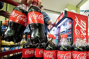 For The First Time In Decades, Caffeinated Sodas On Sale ...