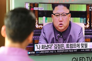North Korea Says Pacific Test Of Nuclear Warhead Is Possible
