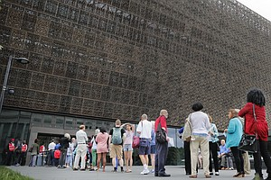 National Museum Of African American History And Culture C...