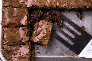 Katharine Hepburn's Brownies: A Recipe For Home-Wrecking?