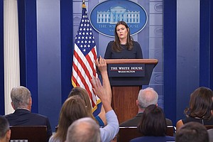 White House Reiterates Email Policy After News Of Officia...