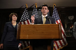 Republicans Outline Biggest Tax-Code Overhaul In A Genera...