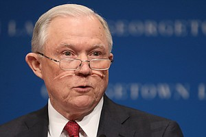 Sessions Defends Campus Free Speech And Trump's Criticism...