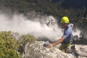 2nd Rockfall In 2 Days Injures Another Climber At El Capitan