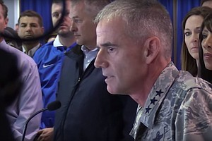 'You Should Be Outraged,' Air Force Academy Head Tells Ca...