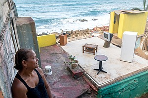 'We Feel Forgotten': In Storm-Battered Home Of Musical Hi...