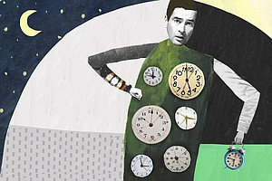 How Messing With Our Body Clocks Can Raise Alarms With Health