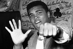New Muhammad Ali Biography Reveals A Flawed Rebel Who Loved Attention