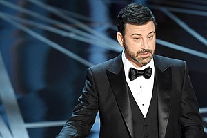 WATCH: Jimmy Kimmel Slams 'So-Called Leaders' On Gun Control