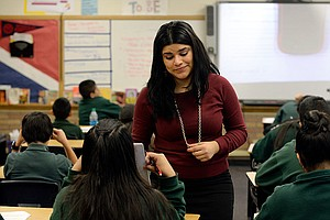 For DACA Teachers, Uncertainty Lingers On The Last Day To...