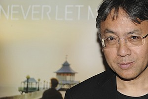 Kazuo Ishiguro Wins Nobel Prize In Literature