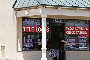 Consumer Watchdog Proposes New Rules On Payday Lenders
