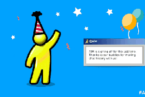 Once Its AIM Was True, But Soon AOL's Instant Messenger W...