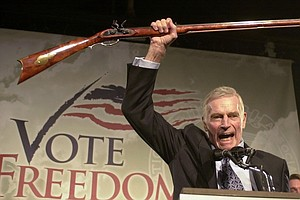 The NRA Wasn't Always Against Gun Restrictions