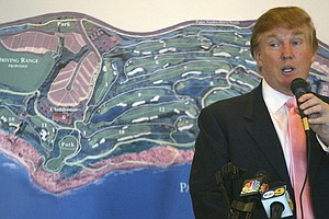 Insults, Lawsuits And Broken Rules: How Trump Built A Cal...