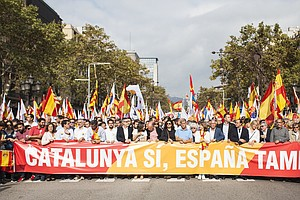 In Spain, Confusion And Uncertainty About Catalonia's Future