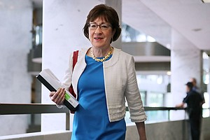 Maine Sen. Susan Collins, A Trump GOP Critic, To Stay In ...