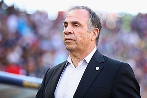 After Devastating Loss, Bruce Arena Steps Down As U.S. Men's Soccer Coach